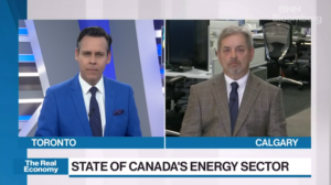 Hal Kvisle interviewed by BNN Bloomberg to talk about Business Council of Alberta launch
