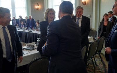 Premier Jason Kenney Meets with Business Council of Alberta