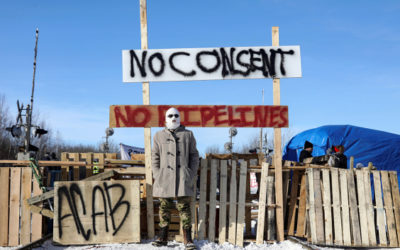 Edmonton Journal: Alberta businesses insist rail blockades 'can't go on much longer'