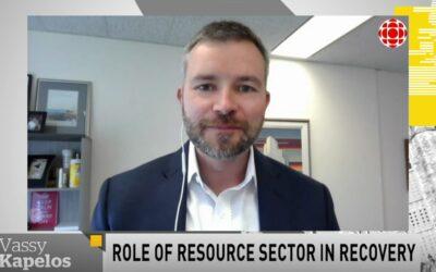 BCA President Adam Legge on CBC's Power & Politics
