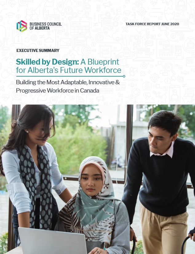 Skilled by Design Summary Report Cover