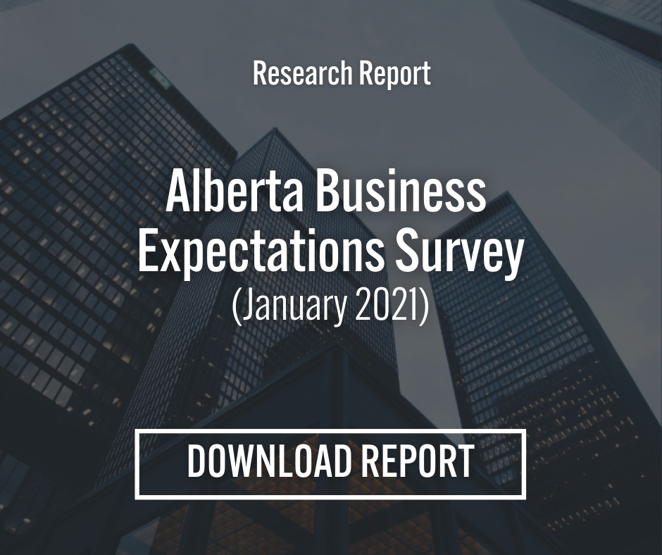 Alberta Business Expectations Survey (Jan 2021)