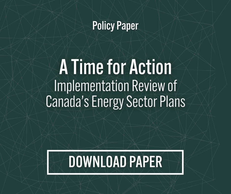 A Time for Action Policy Paper